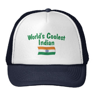 El indio más fresco gorras de camionero