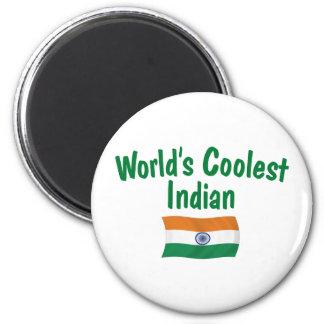 El indio más fresco imán de frigorifico