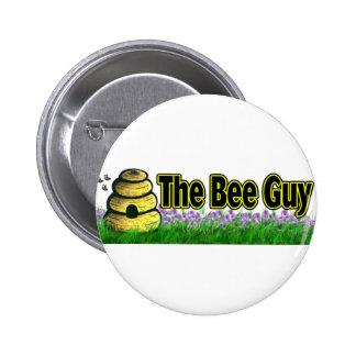 el individuo de la abeja pins