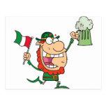 El individuo de St Patrick Postales