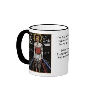 El infierno de Dante, taza del Canto XIV