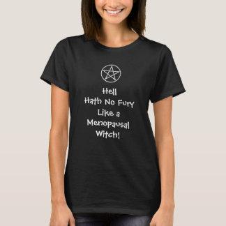 ¡El infierno Hath ninguna furia tiene gusto de una Playera