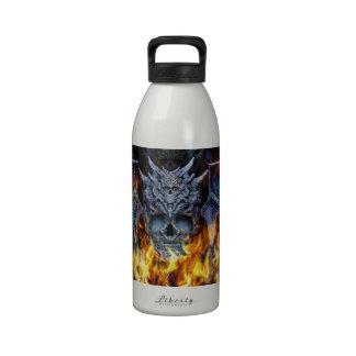 El infierno se va volando II. Botellas De Agua Reutilizables