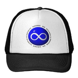 El infinito no sabe ningún límite gorra
