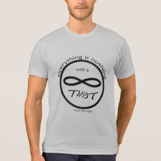 El infinito todo no es nada camiseta