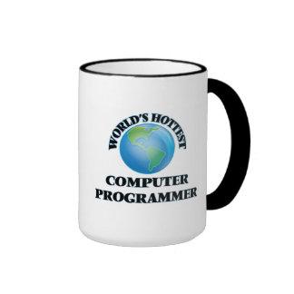 El informático más caliente del mundo tazas de café