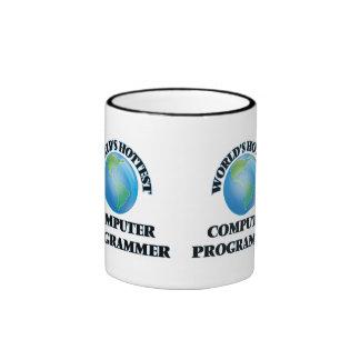 El informático más caliente del mundo taza