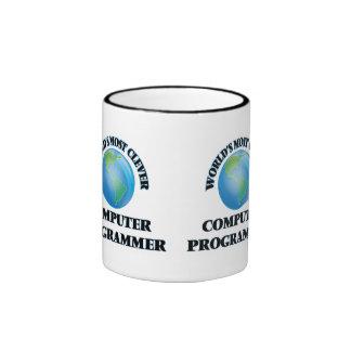 El informático más listo del mundo taza