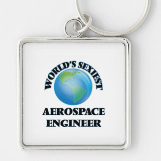 El ingeniero aeroespacial más atractivo del mundo llavero