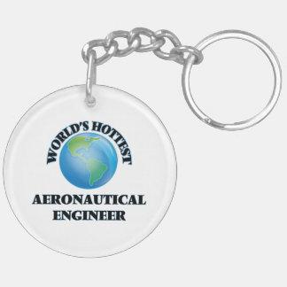 El ingeniero aeronáutico más caliente del mundo llaveros