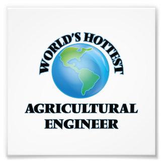 El ingeniero agrícola más caliente del mundo fotografías