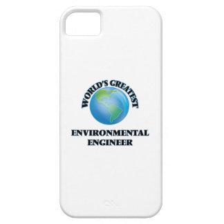 El ingeniero ambiental más grande del mundo iPhone 5 Case-Mate protector