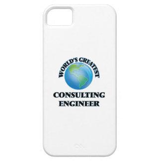 El ingeniero asesor más grande del mundo iPhone 5 Case-Mate cárcasa