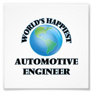 El ingeniero automotriz más feliz del mundo fotografía