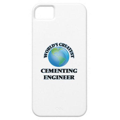 El ingeniero de cementación más grande del mundo iPhone 5 Case-Mate coberturas