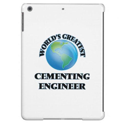 El ingeniero de cementación más grande del mundo