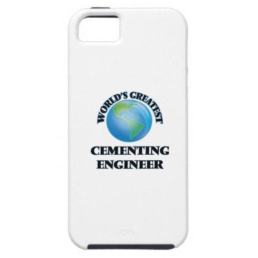 El ingeniero de cementación más grande del mundo iPhone 5 Case-Mate fundas