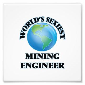 El ingeniero de minas más atractivo del mundo arte con fotos