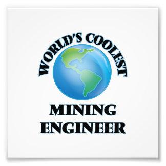 El ingeniero de minas más fresco del mundo arte fotográfico