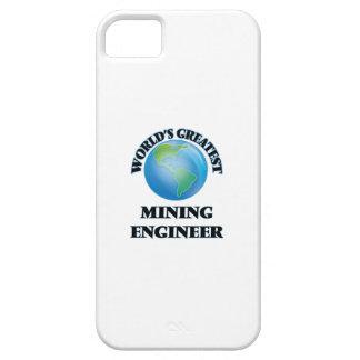 El ingeniero de minas más grande del mundo iPhone 5 protectores