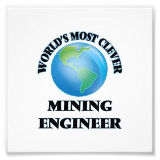 El ingeniero de minas más listo del mundo fotos
