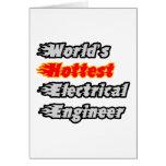 El ingeniero eléctrico más caliente del mundo tarjeton