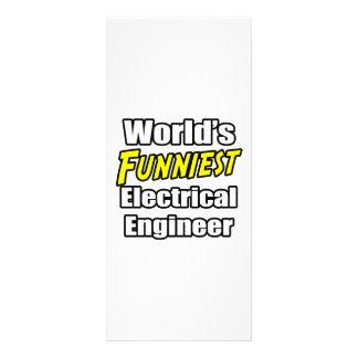 El ingeniero eléctrico más divertido del mundo lonas publicitarias