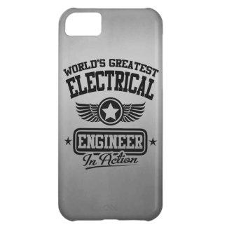El ingeniero eléctrico más grande del mundo en la carcasa iPhone 5C