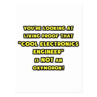 El ingeniero electrónico fresco no es un Oxymoron Tarjeta Postal