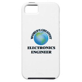 El ingeniero electrónico más grande del mundo iPhone 5 Case-Mate protector