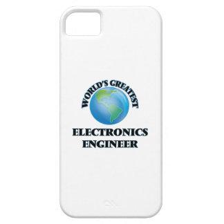 El ingeniero electrónico más grande del mundo iPhone 5 carcasa