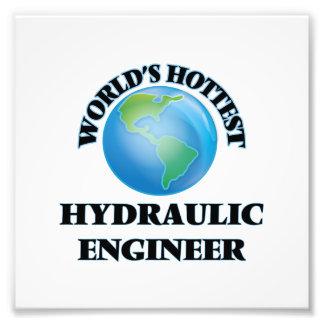 El ingeniero hidráulico más caliente del mundo fotografías