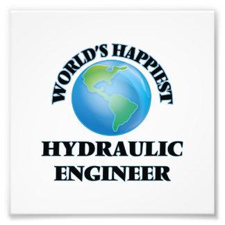 El ingeniero hidráulico más feliz del mundo cojinete