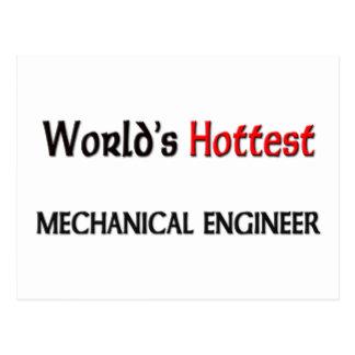 El ingeniero industrial más caliente de los mundos postal