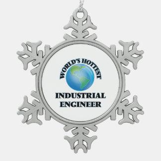 El ingeniero industrial más caliente del mundo adornos