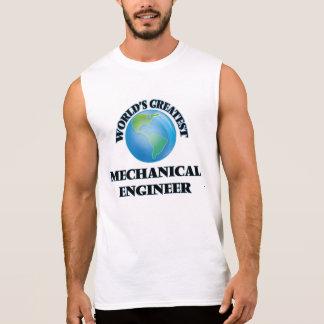 El ingeniero industrial más grande del mundo camiseta sin mangas