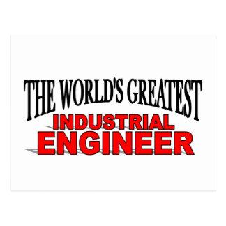 El ingeniero industrial más grande del mundo postales