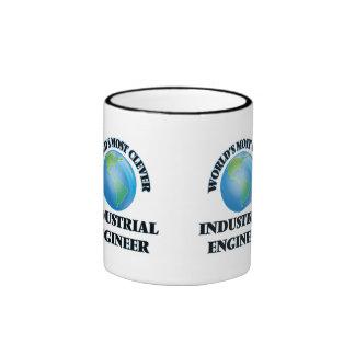 El ingeniero industrial más listo del mundo tazas de café