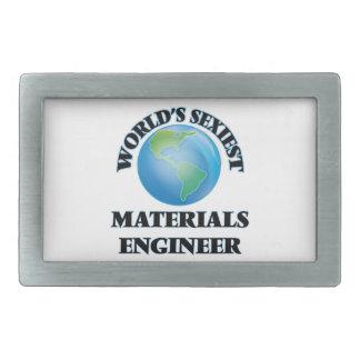El ingeniero más atractivo de los materiales del hebillas de cinturon rectangulares