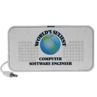 El ingeniero más atractivo de los programas notebook altavoz