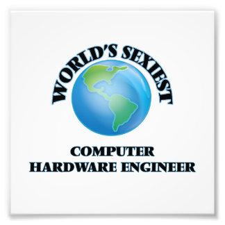 El ingeniero más atractivo del hardware del mundo fotografía