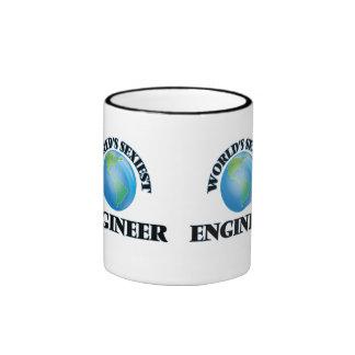 El ingeniero más atractivo del mundo tazas