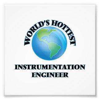 El ingeniero más caliente de la instrumentación cojinete