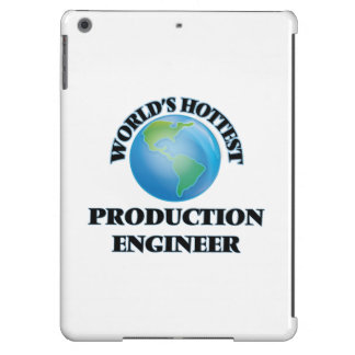 El ingeniero más caliente de la producción del