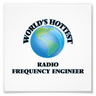 El ingeniero más caliente de la radiofrecuencia arte con fotos