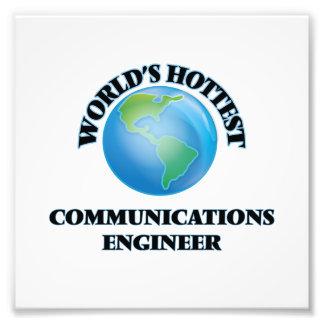 El ingeniero más caliente de las comunicaciones foto