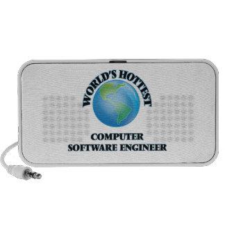 El ingeniero más caliente de los programas altavoces