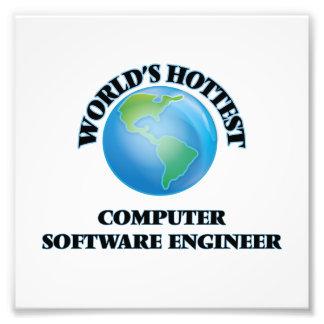 El ingeniero más caliente de los programas foto