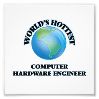 El ingeniero más caliente del hardware del mundo foto