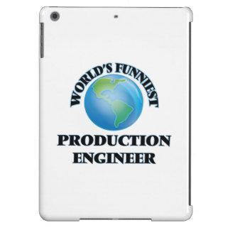 El ingeniero más divertido de la producción del